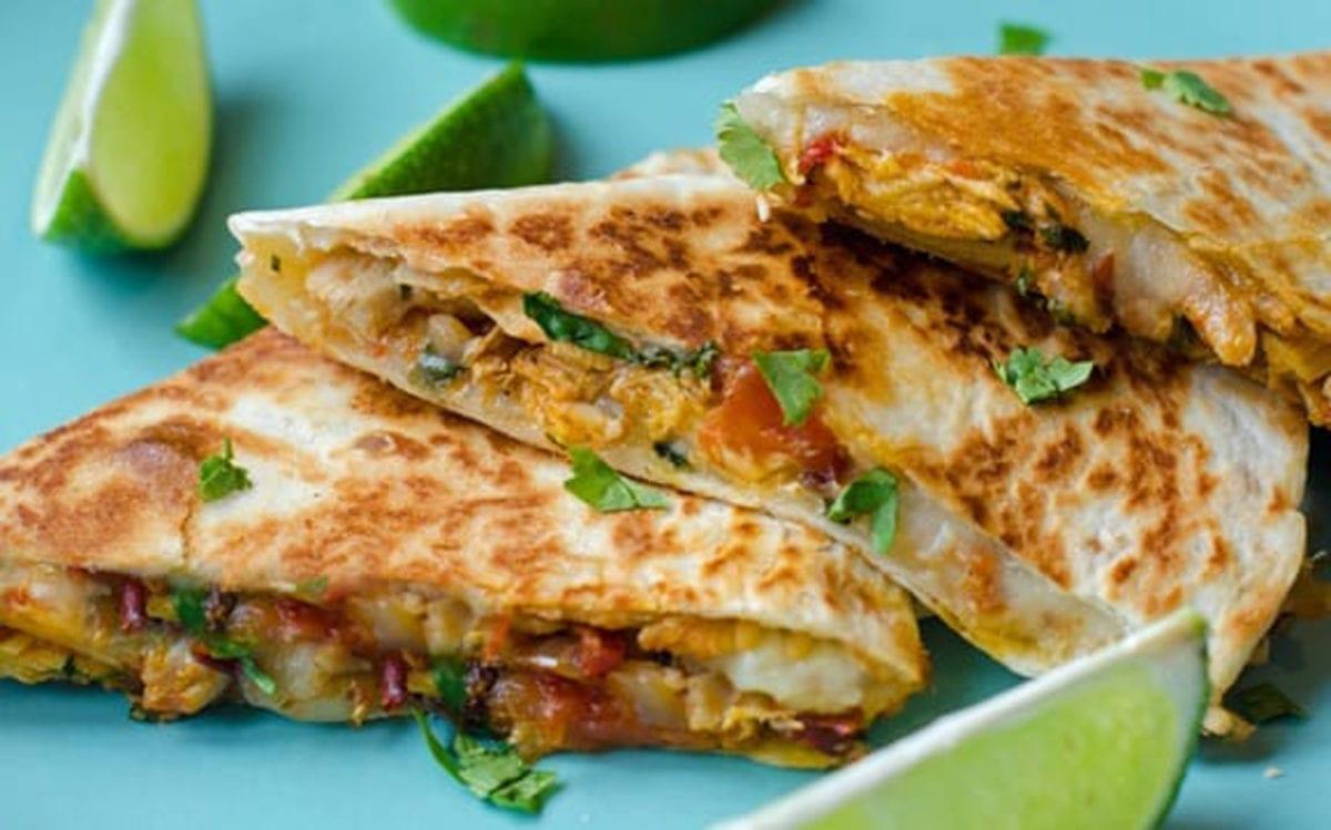 Authentic Mexican Chicken Quesadilla Recipe