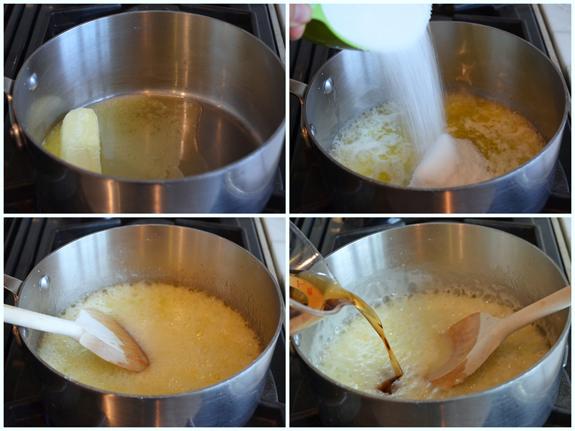 making-glaze