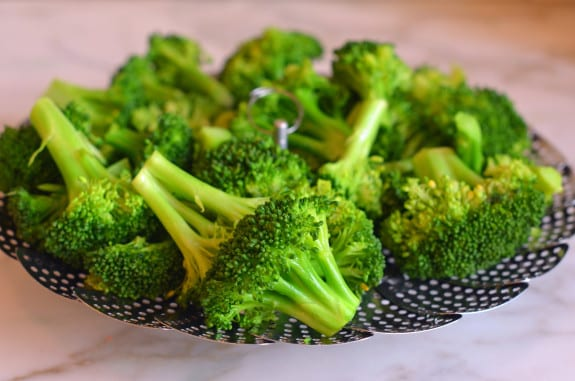 Simple Steamed Broccoli Once Upon A Chef