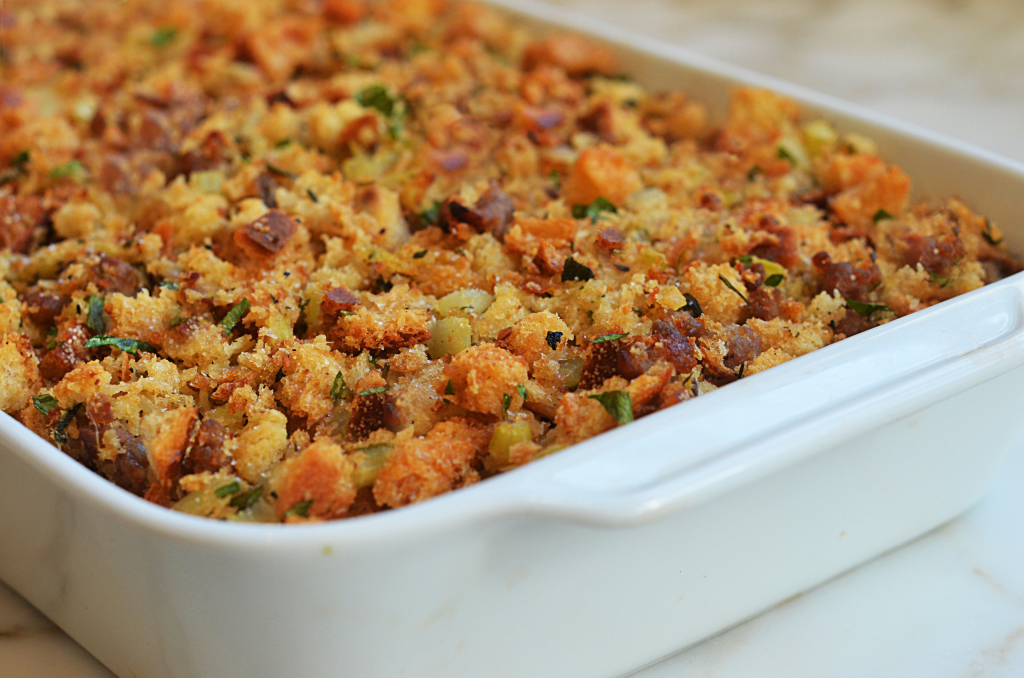 Old Fashioned French Bread Stuffing For Turkey