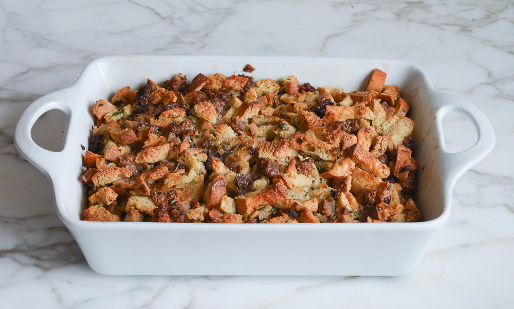 baked stuffing