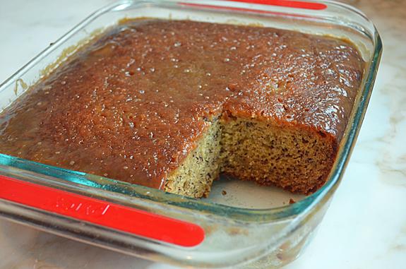 sliced-banana-cake