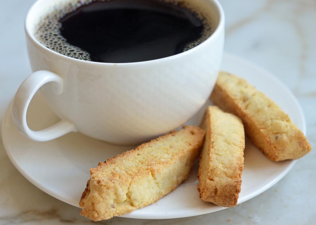 Biscotti Cafe Menu