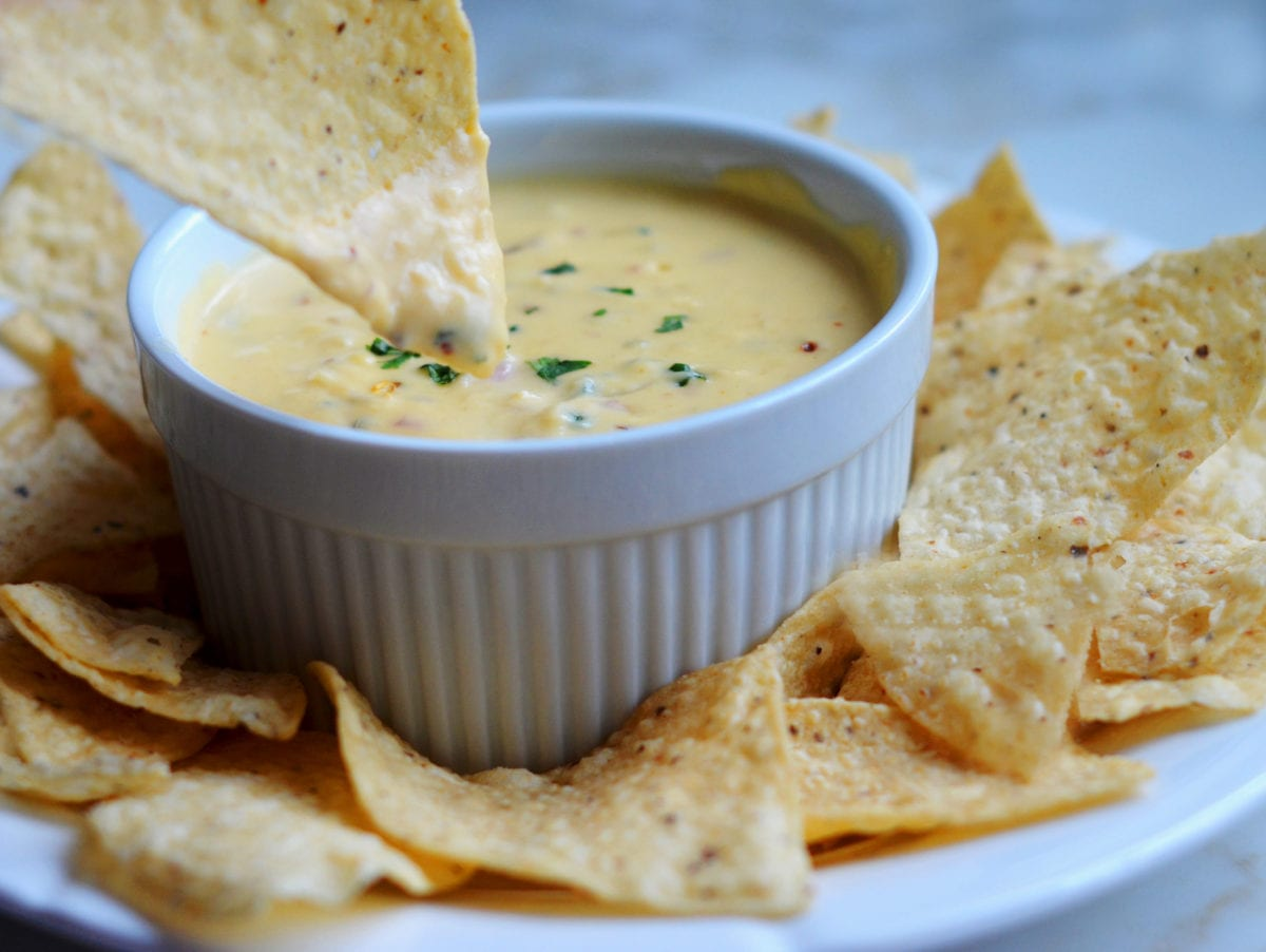 Chile Con Queso - Once Upon a Chef