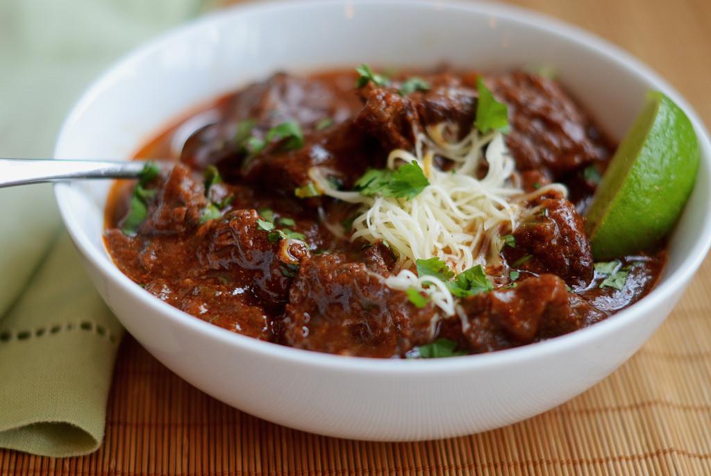 Texas Beef Chili Con Carne