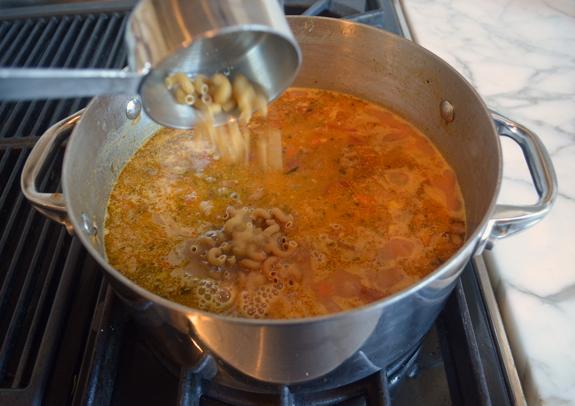 adding-pasta