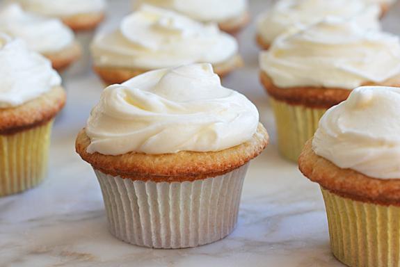 Buttermilk-Cupcakes