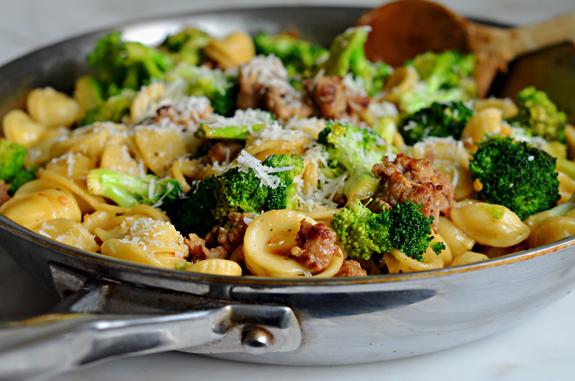 Orecchiete-with-Sausage-and-Broccoli-1
