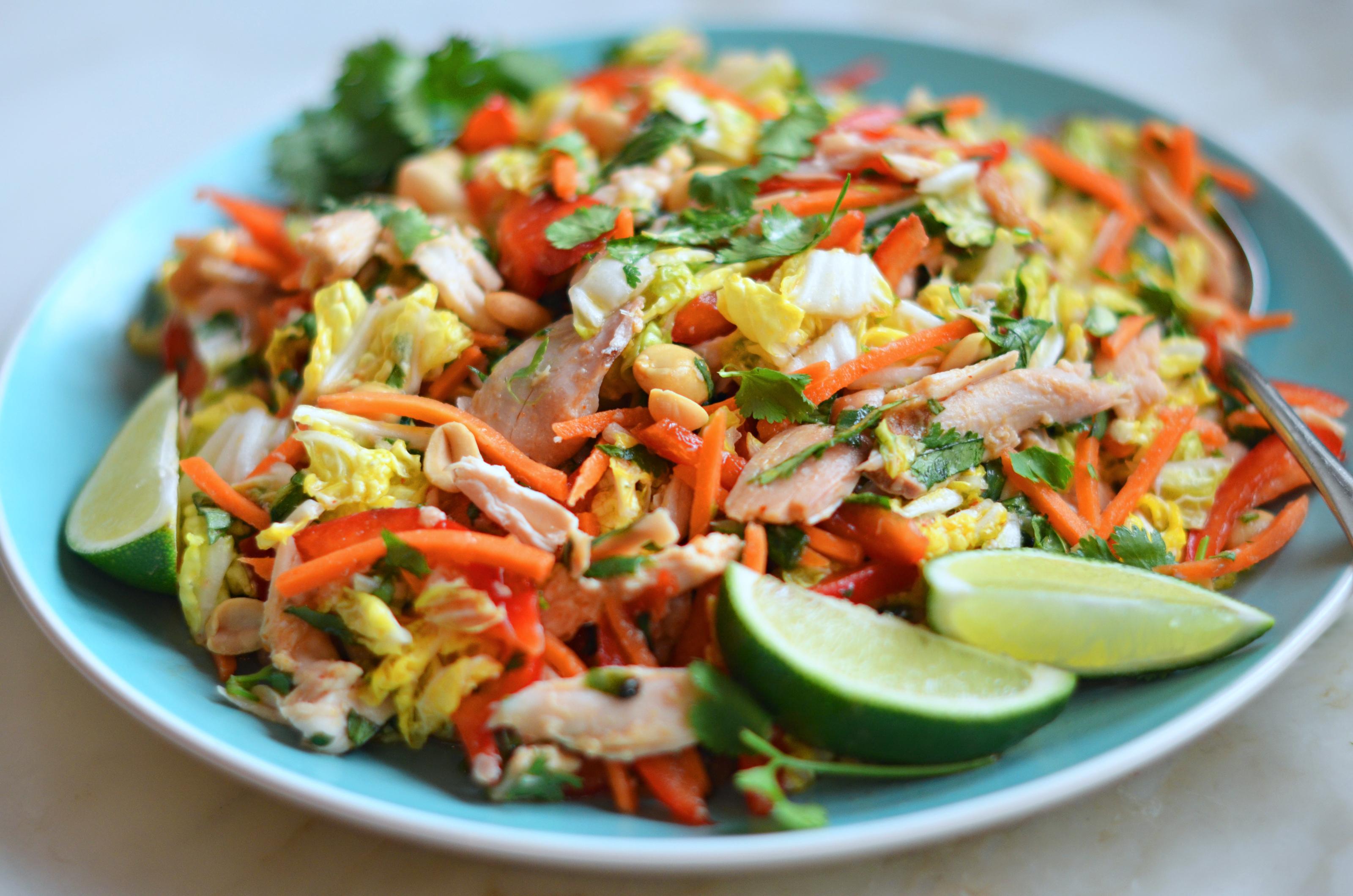 Chicken Salad Recipe Vietnamese