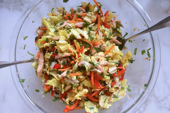 tossing-salad