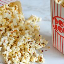 Crazy Good Spicy Italian Popcorn