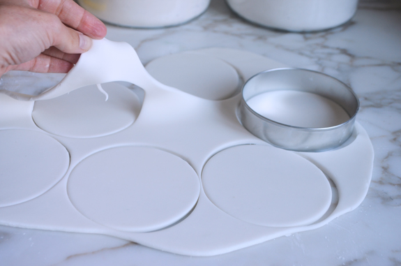 how to make rollable icing