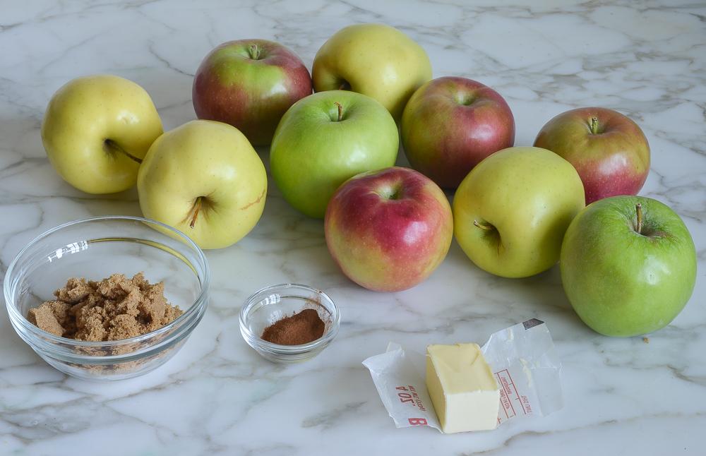 how to make homemade applesauce
