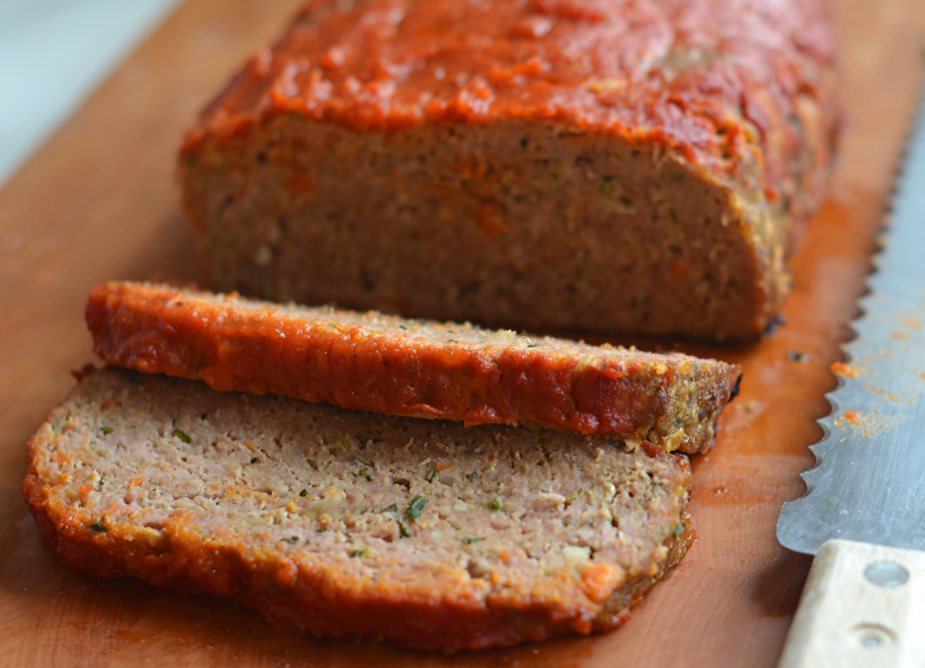 Italian Meatloaf Once Upon A Chef