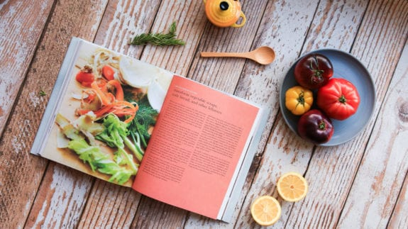 Once Upon a Chef cookbook
