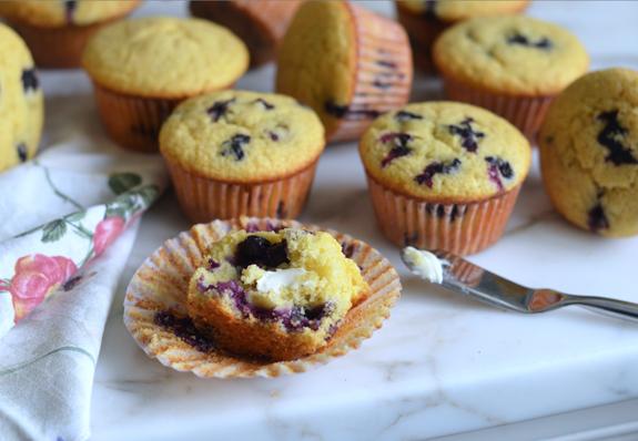 Blueberry-Cornbread-Muffins-1