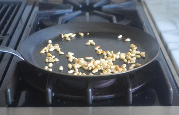 toasting-pine-nuts