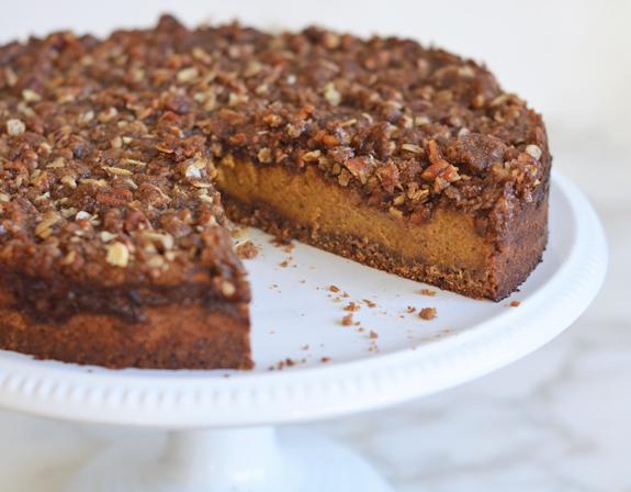 Easy Pumpkin Layer Cake Recipe
