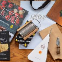 Grana Padano & Saveur Italian Cookbook Giveaway