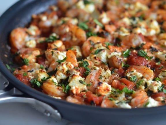 greek shrimp