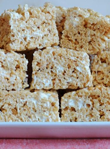 best ever rice krispies treats