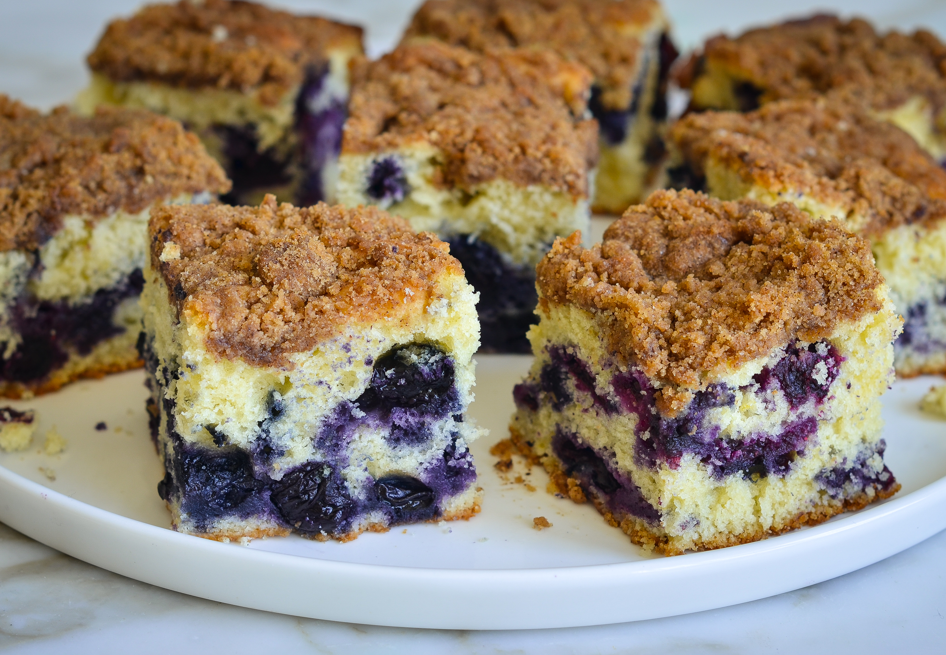 Blueberry Coffee Cake Aka Boy Bait Once Upon A Chef