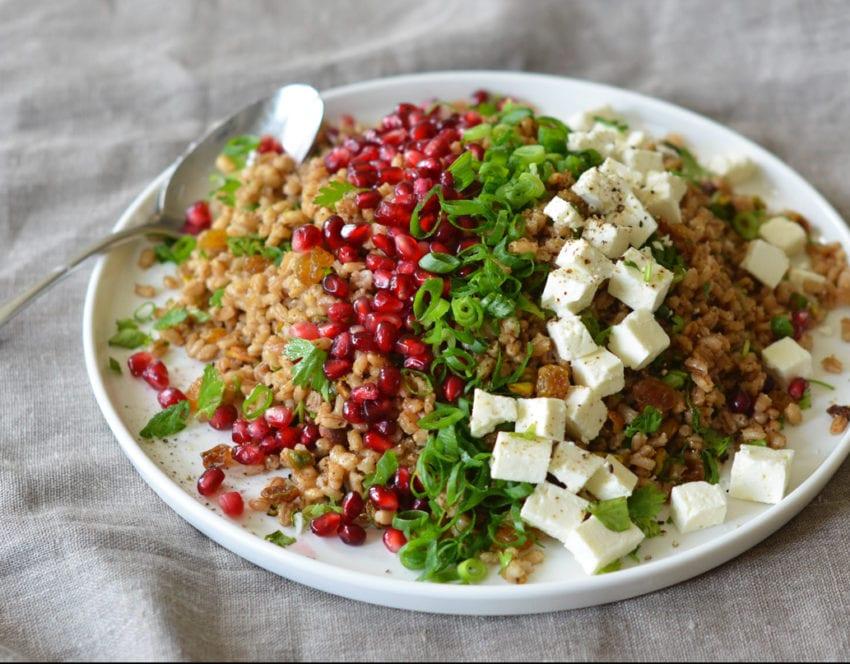 America S Test Kitchen Egyptian Barley Salad
