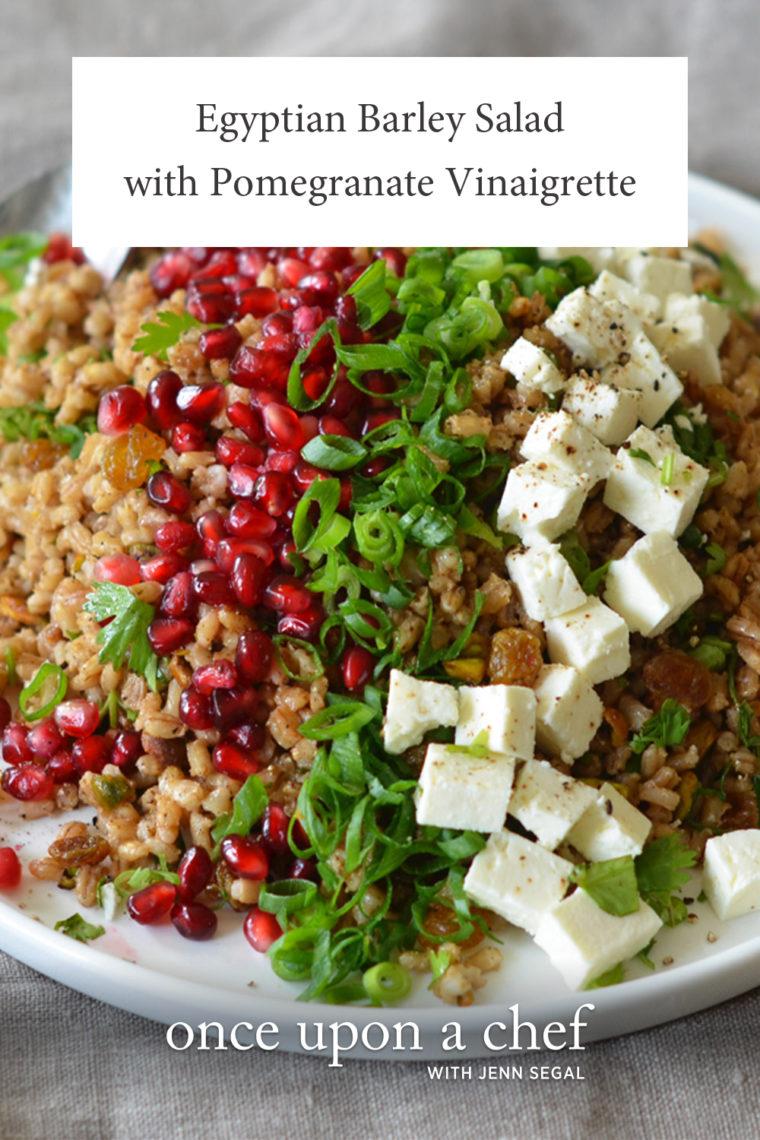 Egyptian Barley Salad