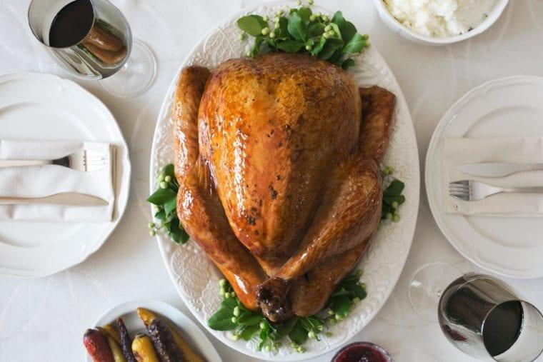 Turkey Travails A Simple Sensible Roast Turkey Recipe