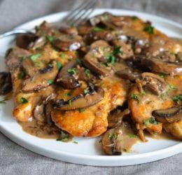 how to make chicken marsala
