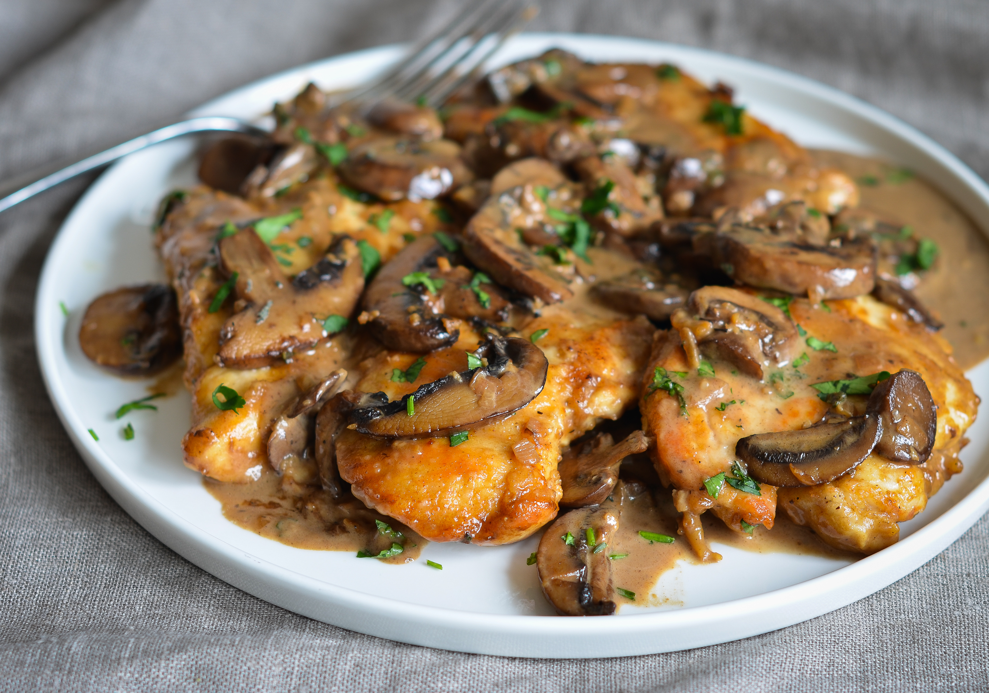 Chicken Marsala Once Upon A Chef