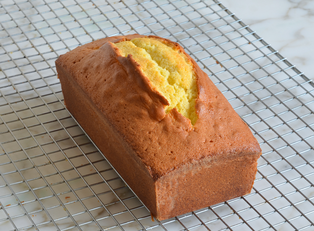 how to make pound cake