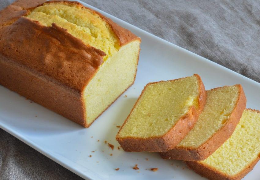Butter Pound Cake Recipe Like Sara Lee