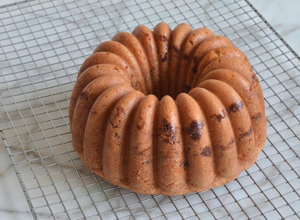 Maida Heatter Sour Cream Coffee Cake