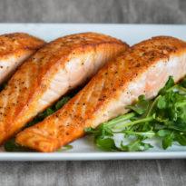 Restaurant-Style Pan-Seared Salmon
