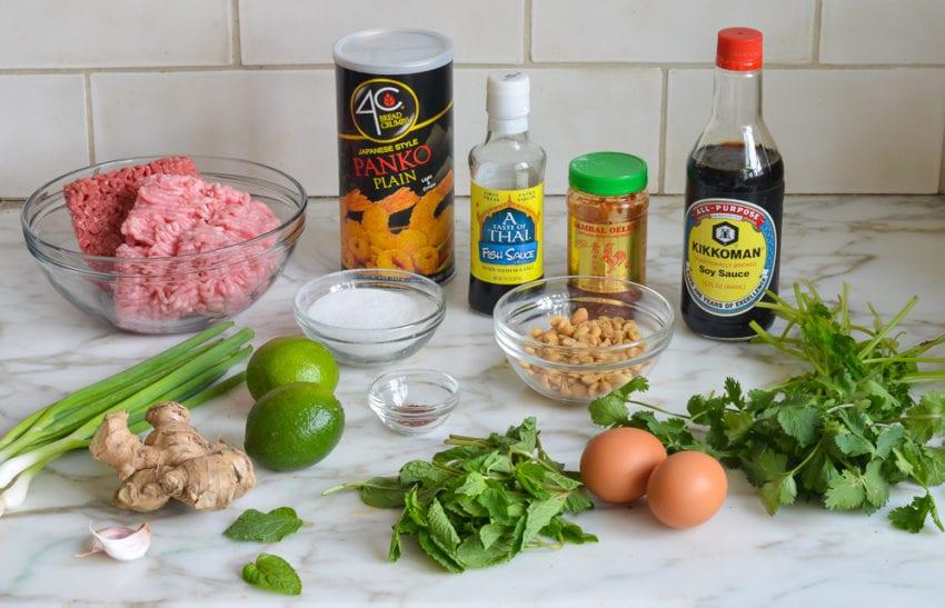 how to make vietnamese meatballs
