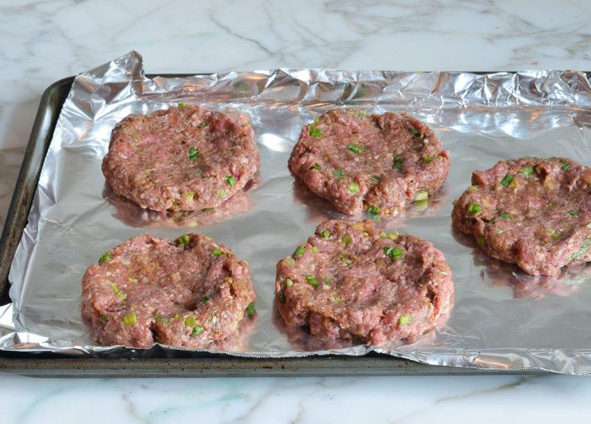 how to make bulgogi burgers