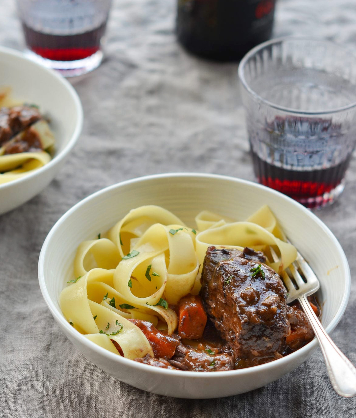 Red Wine Braised Short Ribs Once Upon A Chef