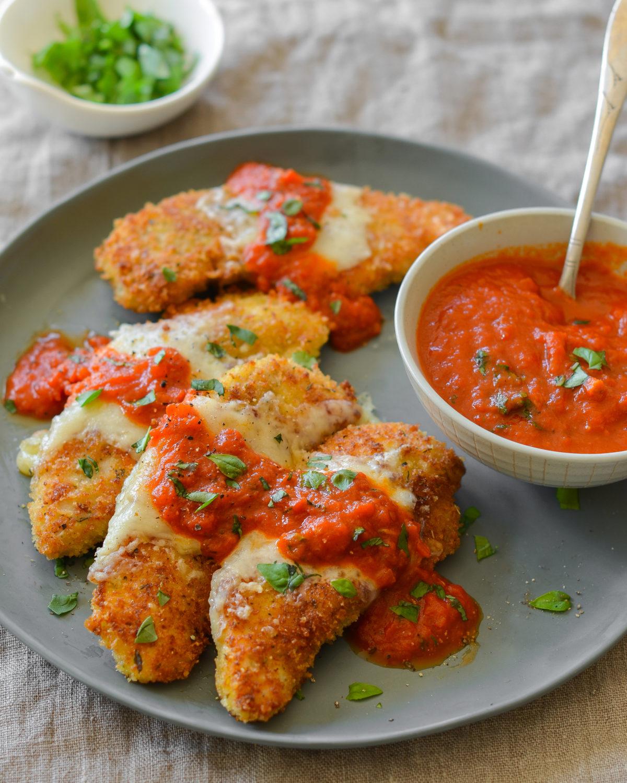 Easy Easy Chicken Parmesan Recipe