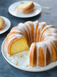 Lemon Pound Cake