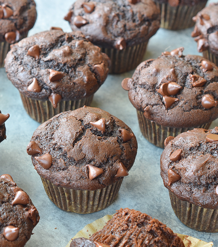 Chocolate Muffins Once Upon A Chef
