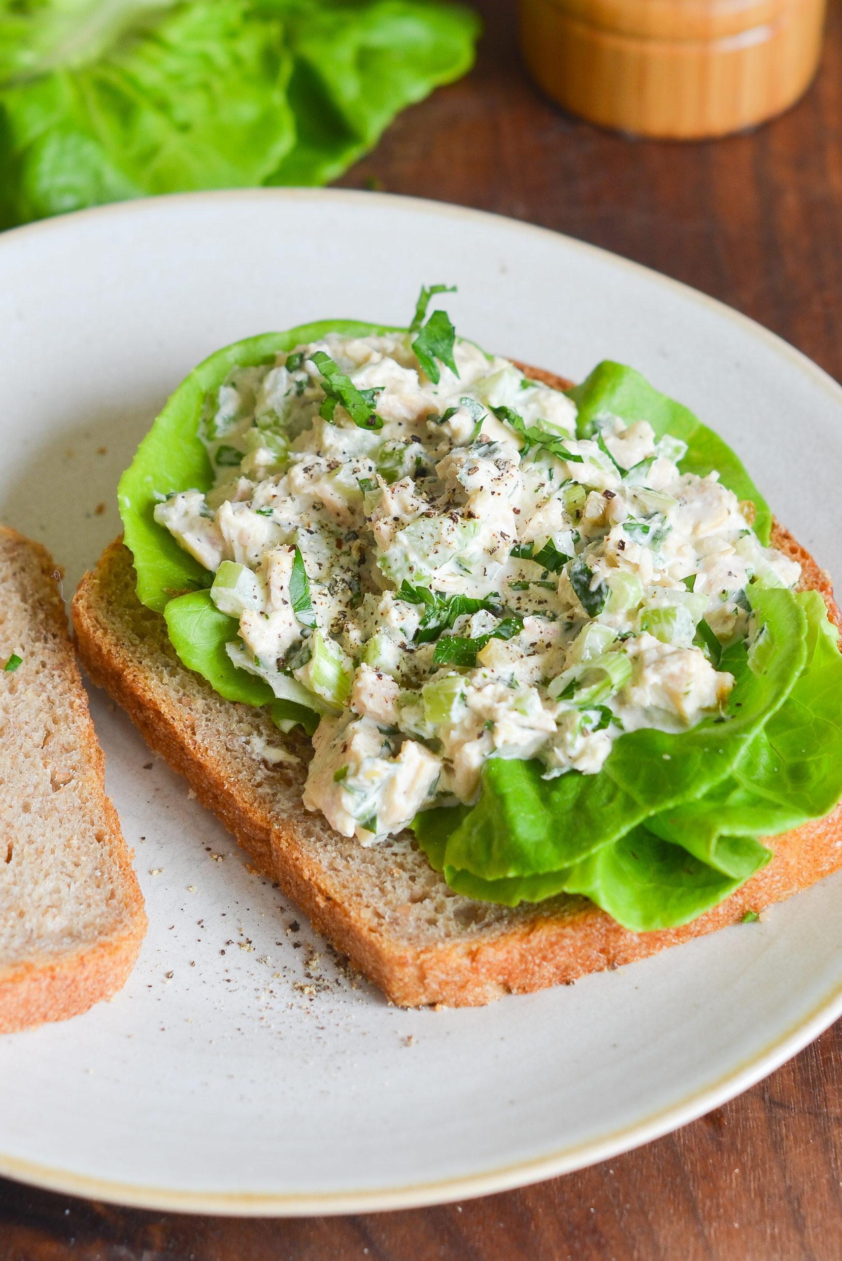 A Really Good Tuna Salad Once Upon A Chef