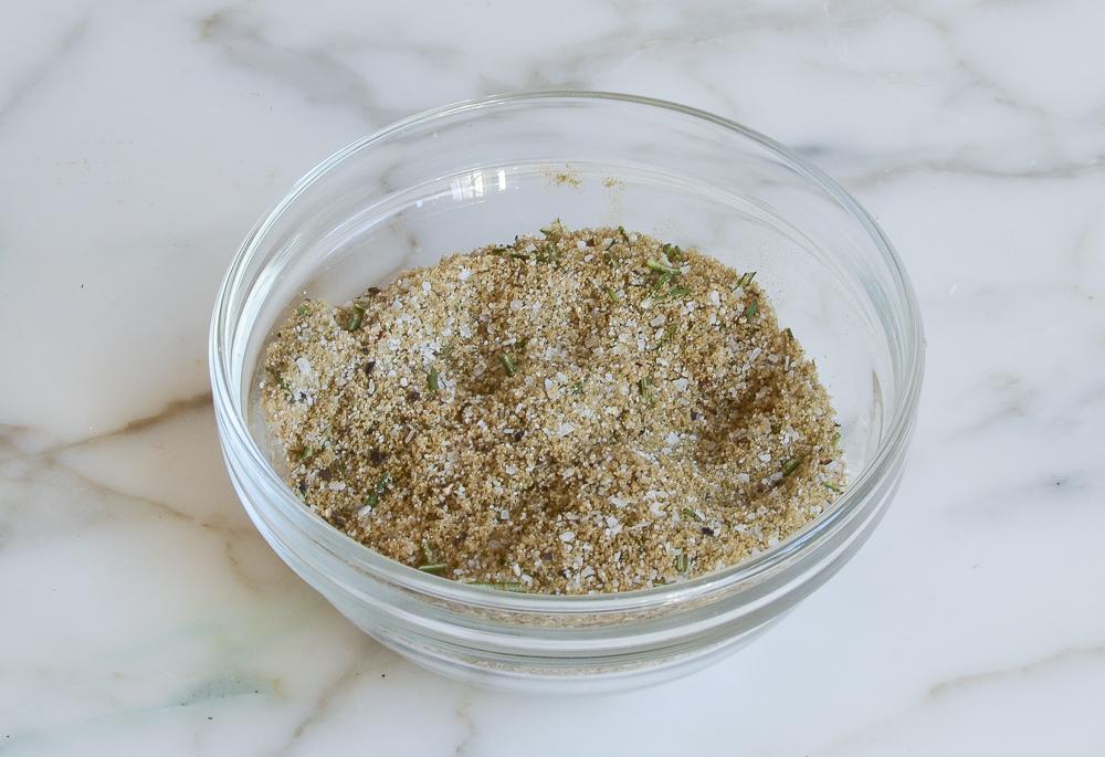 dry brine mixture