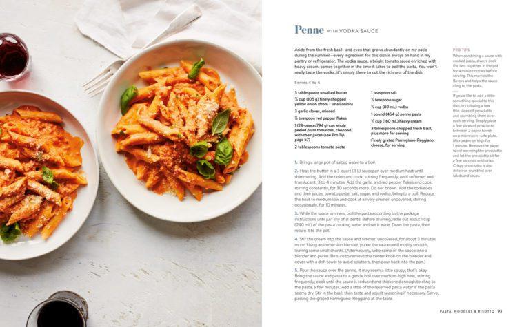 Cookbook preview - p92-93