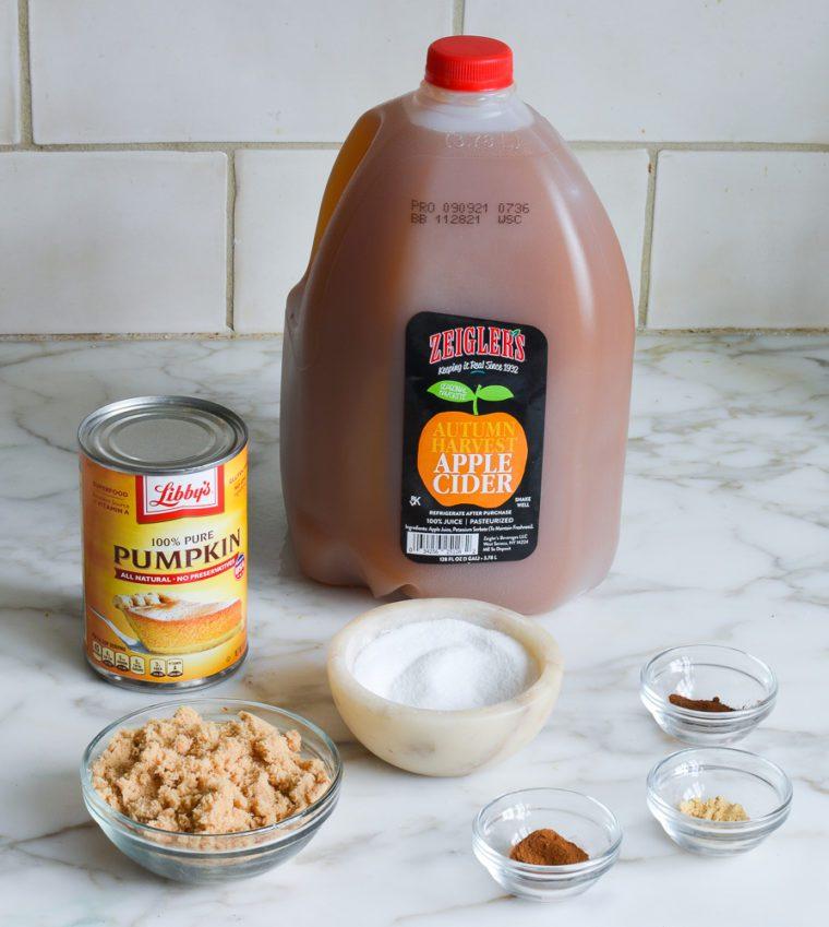 pumpkin butter ingredients